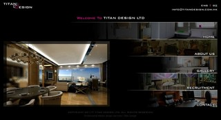 SEO Website : Titan Interior Design